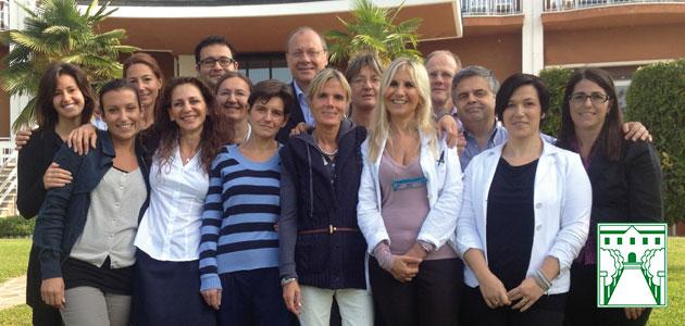 Team di Villa Garda